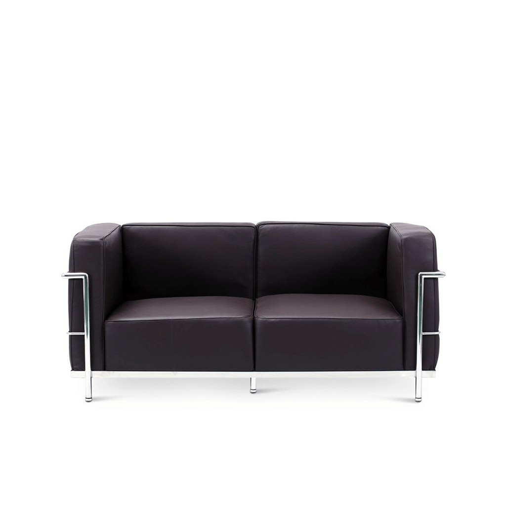Le Corbusier Lc3 Loveseat
