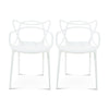 Set of Two Master Chairs