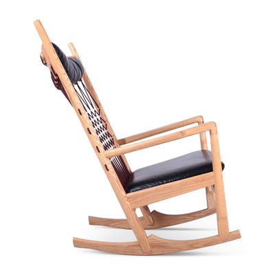 PP124 Rocking Chair