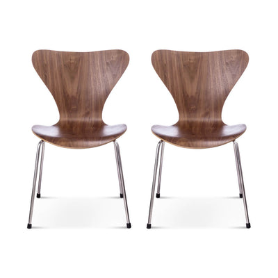Set of Two Series 7 Chairs