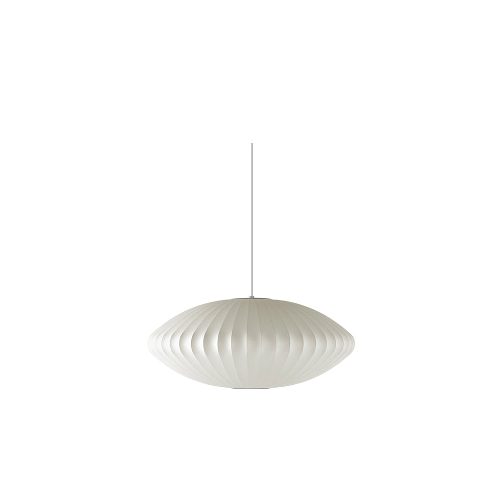 Nelson Saucer Bubble Pendant -Medium