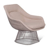 Warren Platner Easy Chair - Gun Metal Black Base