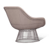 Warren Platner Easy Chair - Gold Base
