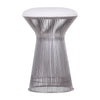 Warren Stool - Gun Metal Black Base