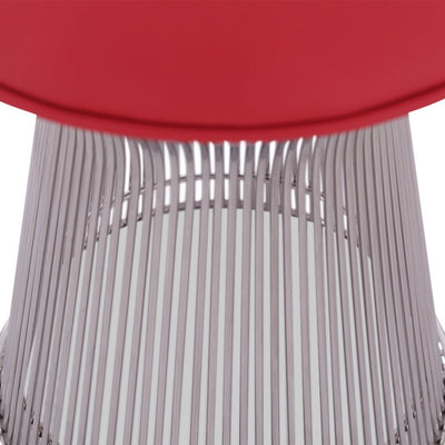 Warren Platner Stool - Gold Base