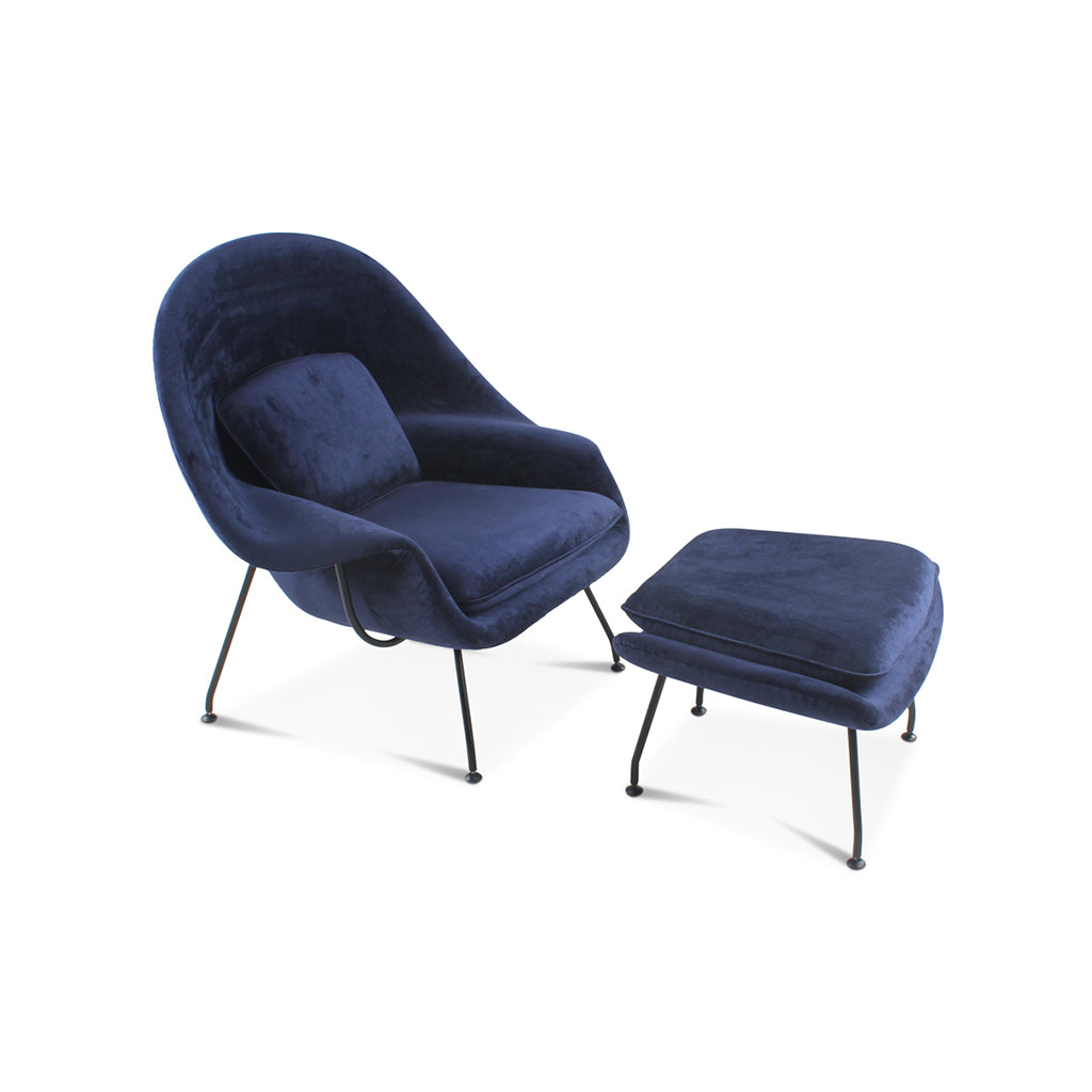 Womb Chair & Ottoman - EternityModern