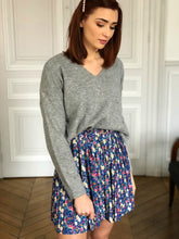 Pull Judith gris