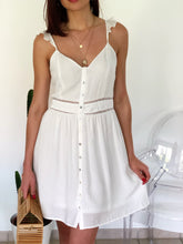 Robe Merline blanche