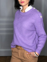 Pull Constance Lilas