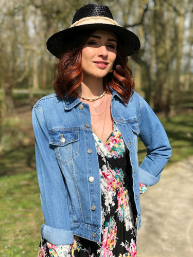 Veste denim Mary