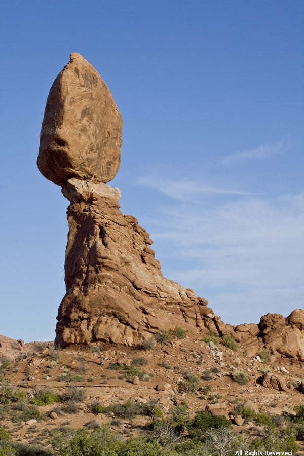 Balanced Rock/Arches