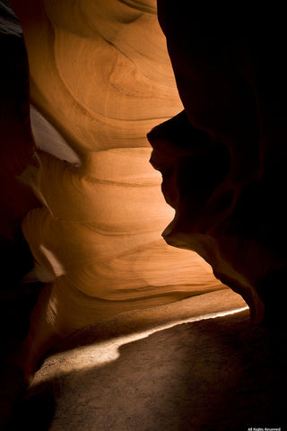 Antelope Canyon:The Final Frame