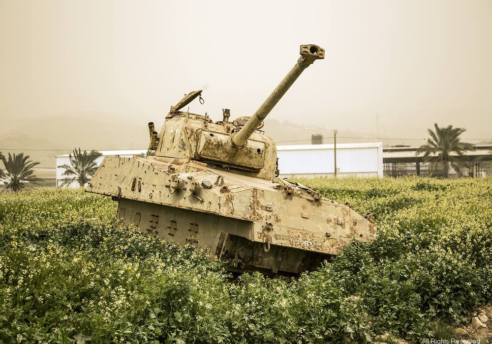 The Fight for Golan Heights