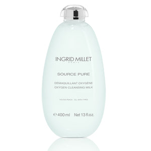 Source Pure Démaquillant Oxygène • Oxygen Cleansing Milk