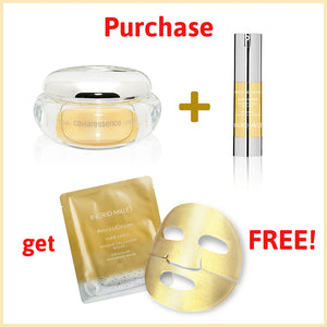 Perle de Caviar Combo #4 - Free Facial Mask with Purchase!