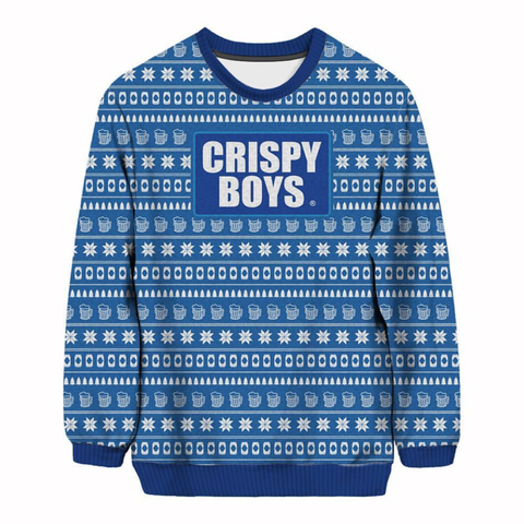 Crispy Boys Original Sweater