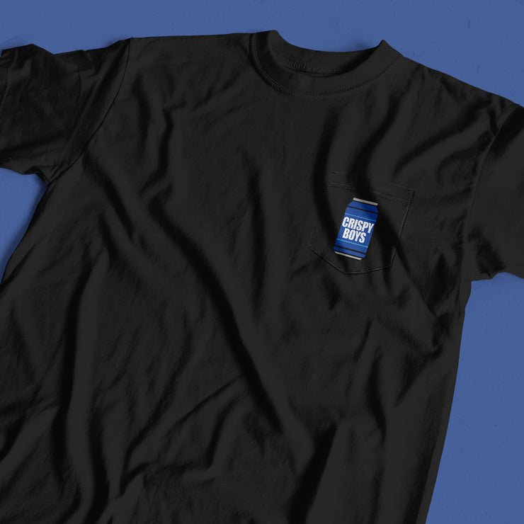 Crispy Boys Pocket Tee