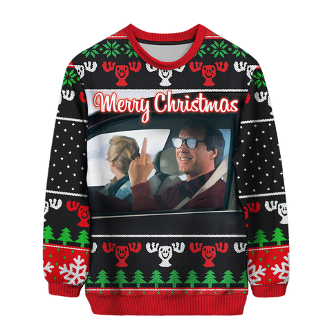 MERRY CHRISTMAS - SWEATER