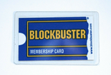 Blockbuster Loyalty Program