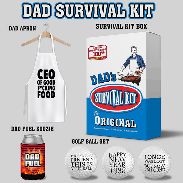 Dad's Survival Kit