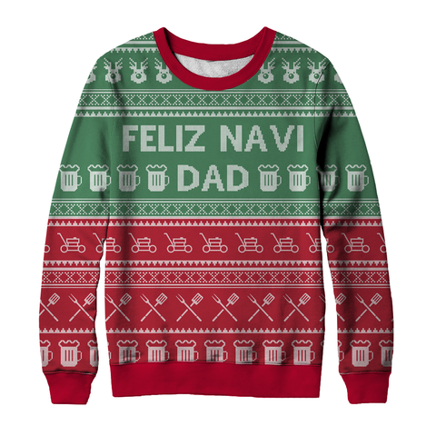 Feliz Navi Sweater