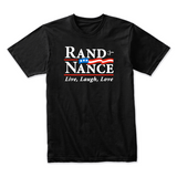 Rand and Nance for President - Black/Navy