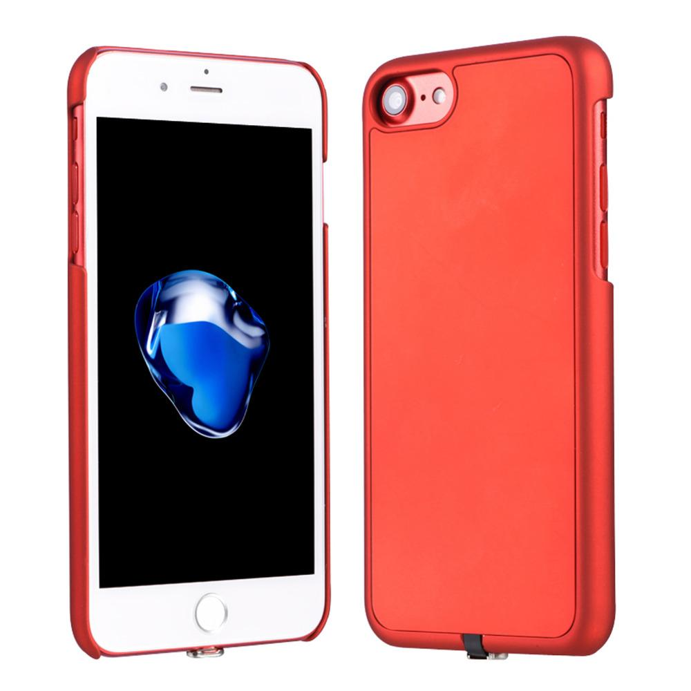 antye qi receiver case for iphone 7 7 red mobile thangs. Black Bedroom Furniture Sets. Home Design Ideas