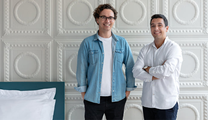 Meet the duo intent on disrupting the bedding market