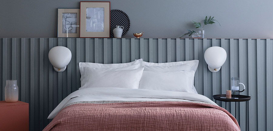The Crisp & Cool Organic Collection, 400 thread count luxury organic cotton bedding