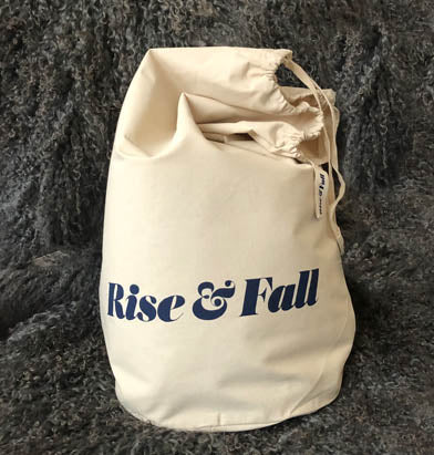 Rise & Fall Laundry Bag