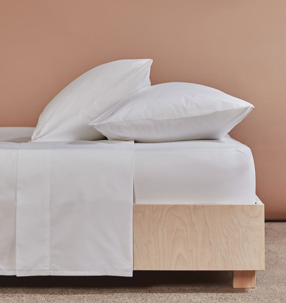 The Soft & Smooth luxury flat sheet