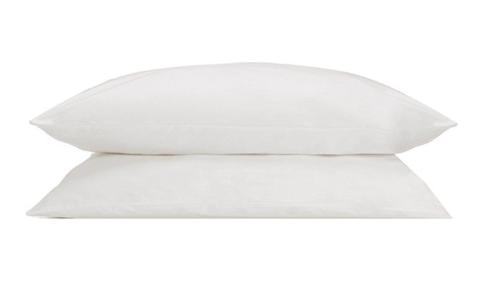 The Crisp & Cool Organic luxury pillow cases