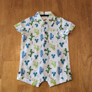 Mud Pie Cactus One Piece