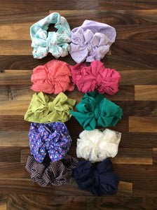 Chloe's Creations Headband Bows Large