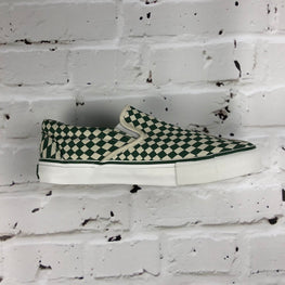 Clearweather Skateboarding Dodds - Green Checker