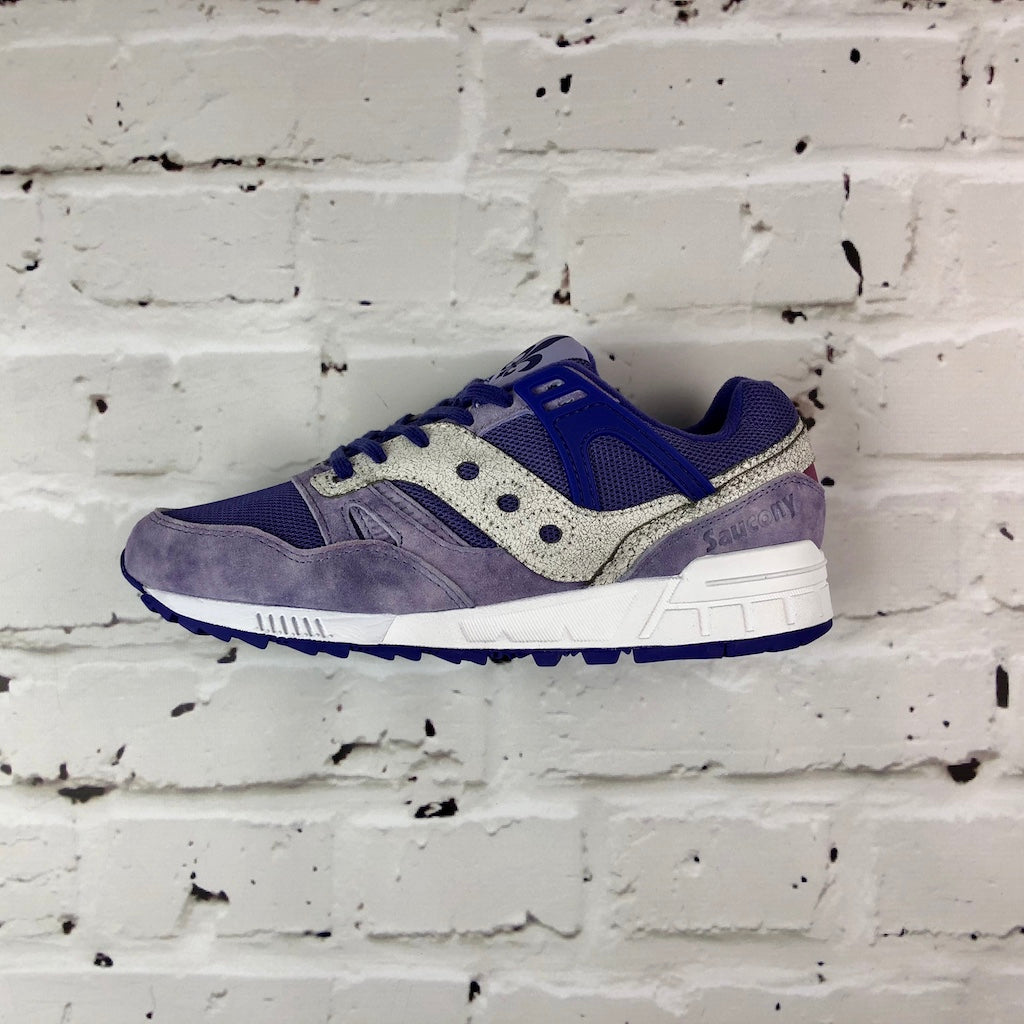 4fe94ce8ddb2 Saucony Grid SD Garden District - Purple White – Grafficks