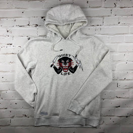The Quiet Life x Ben Venom Pullover Hoodie - Ash Grey