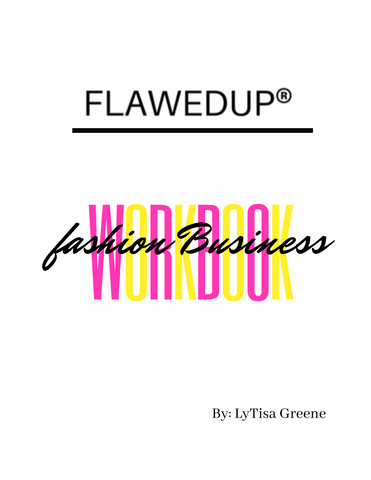 Fashion Business Work Book