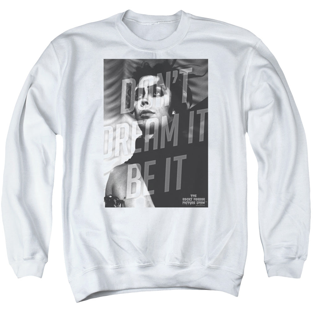 Rocky Horror Picture Show - Be It Adult Crewneck Sweatshirt - Special Holiday Gift