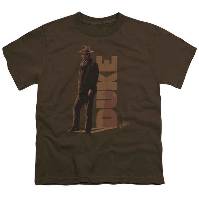 John Wayne - Lean Short Sleeve Youth 18/1 Tee - Special Holiday Gift