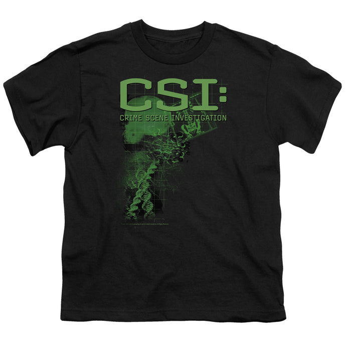 Csi - Evidence Short Sleeve Youth 18/1 Tee - Special Holiday Gift