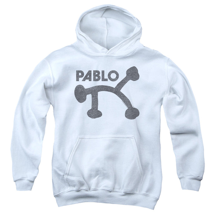 Pablo - Retro Pablo Youth Pull Over Hoodie - Special Holiday Gift