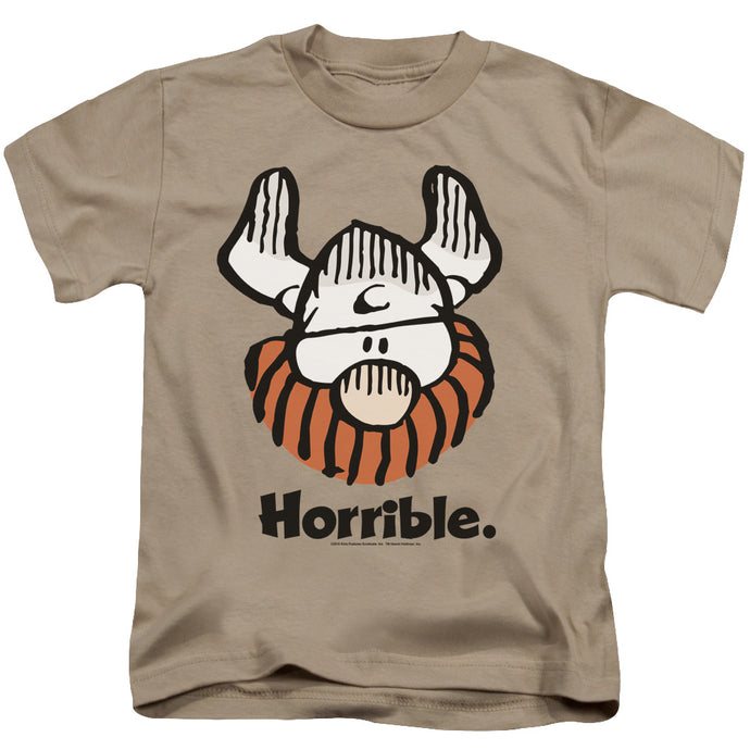 Hagar The Horrible - Horrible Short Sleeve Juvenile 18/1 Tee - Special Holiday Gift