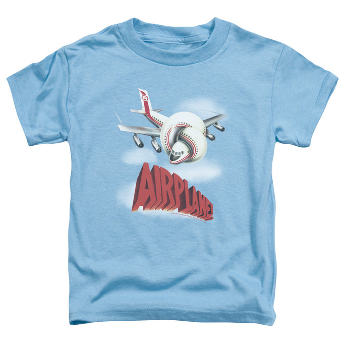Airplane - Logo Short Sleeve Toddler Tee - Special Holiday Gift