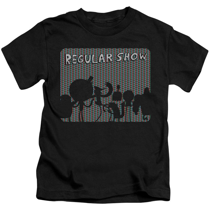 Regular Show - Rgb Group Short Sleeve Juvenile 18/1 Tee - Special Holiday Gift