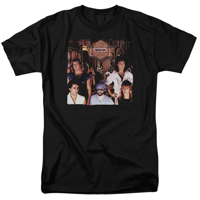 Night Ranger - Midnight Madness Short Sleeve Adult 18/1 Tee - Special Holiday Gift