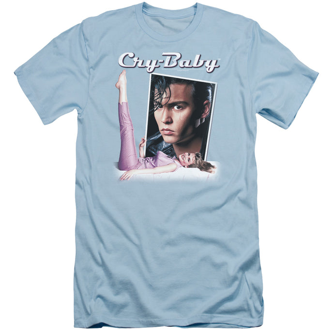 Cry Baby - Title Short Sleeve Adult 30/1 Tee - Special Holiday Gift