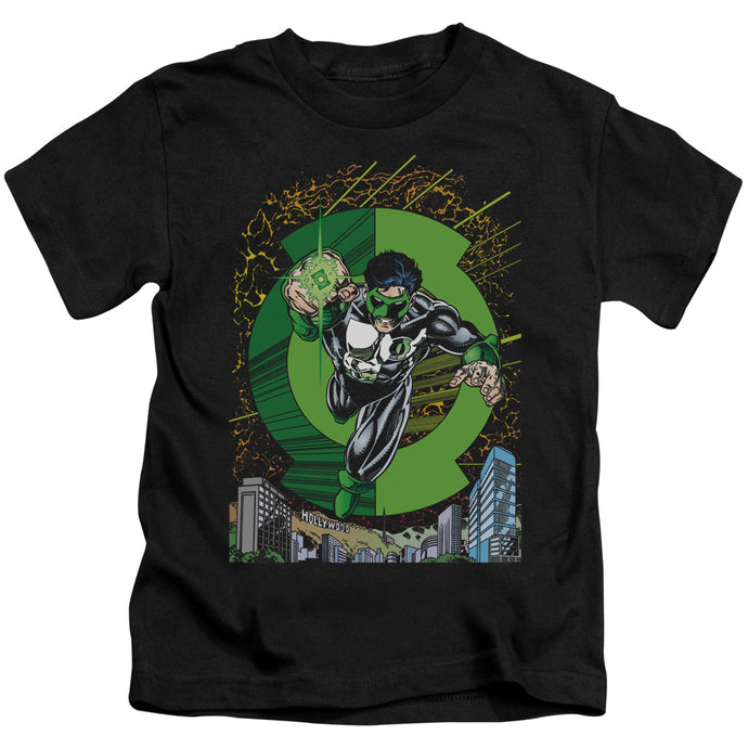 Green Lantern - Gl #51 Cover Short Sleeve Juvenile 18/1 Tee - Special Holiday Gift