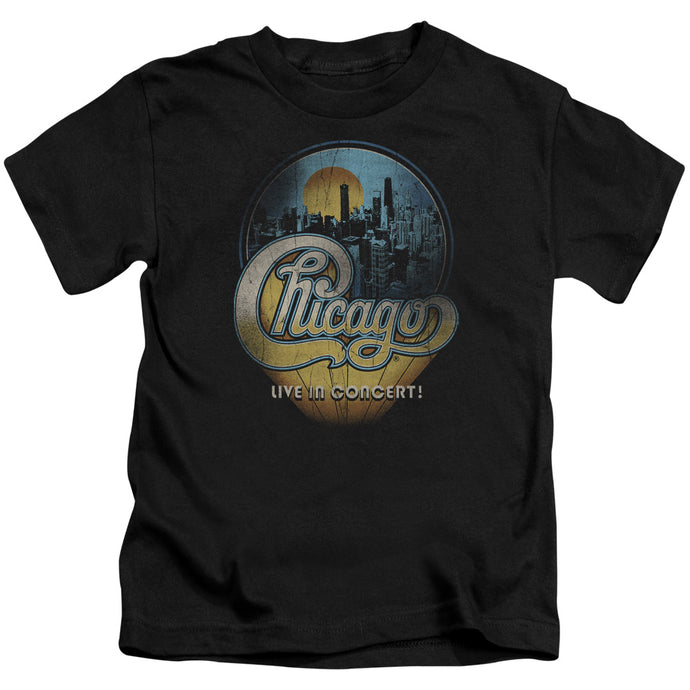 Chicago - Live Short Sleeve Juvenile 18/1 Tee - Special Holiday Gift