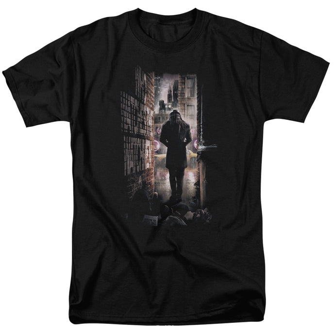 Watchmen - Alley Short Sleeve Adult 18/1 Tee - Special Holiday Gift